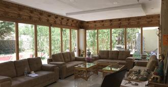 Sangto Villa Resort - Leh - Lounge