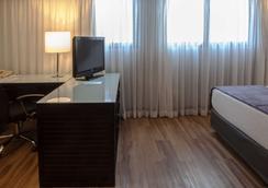 Wyndham Sao Paulo Berrini - Sao Paulo - Bedroom