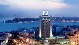 The Marmara Taksim - Istanbul - Bâtiment