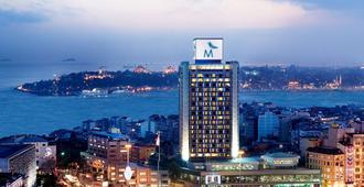 ذا مرمرة تقسيم - اسطنبول - مبنى