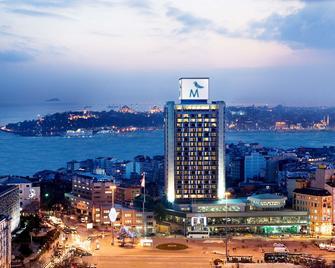 The Marmara Taksim - Istanbul - Building