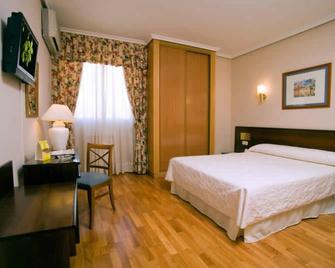 Hotel Castilla Vieja - Palencia - Habitación