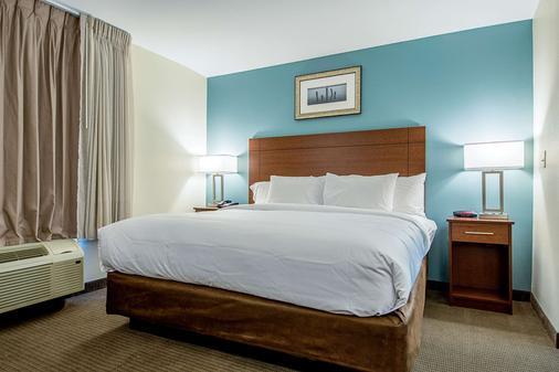 Mainstay Suites Geisma-Gonzales - Geismar - Bedroom