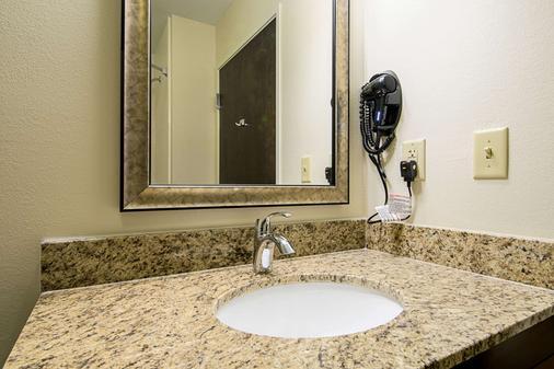 Mainstay Suites Geisma-Gonzales - Geismar - Bathroom