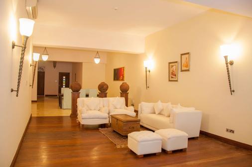 Sun Africa Beach Resort - Mombasa - Σαλόνι