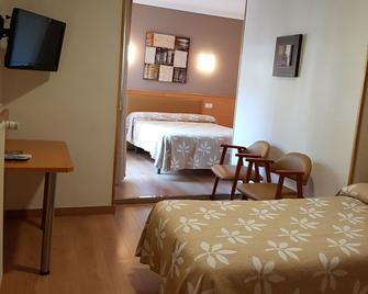 Hostal Arotza - Tafalla - Bedroom