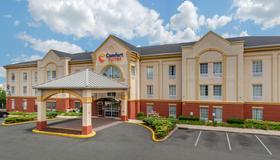 Comfort Suites Newark - Harrison - Newark - Building