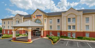 Comfort Suites Newark - Harrison - Newark - Building
