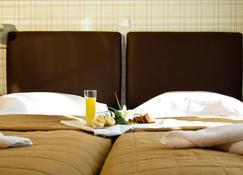 Alkistis Hotel - Portaria - Makuuhuone