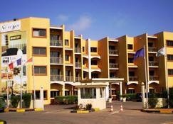 Acacias Hotel - Djibouti - Building