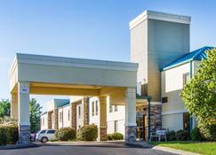 Quality Inn Clarksville - Clarksville - Edifício