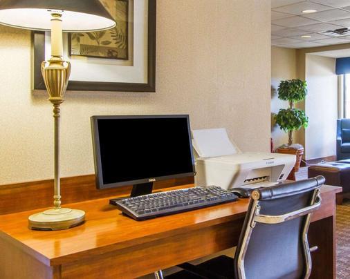 Comfort Inn - Clarksville - Business center