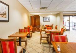 Comfort Inn - Clarksville - Restaurant