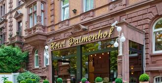 Hotel Palmenhof - Fráncfort - Edificio
