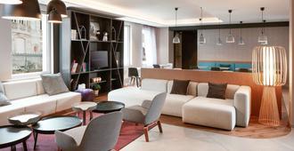 Novotel Suites Colmar Centre - קולמר - סלון