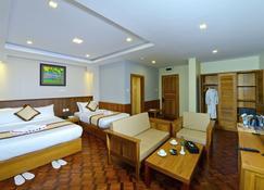 Hotel H Valley Yangon - Rangún - Habitación