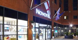 Novotel Manchester Centre - Manchester - Toà nhà