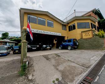 Hotel Don Taco - Monteverde - Gebäude