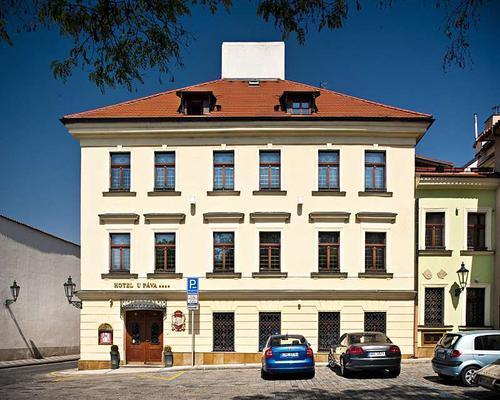 Hotel U Páva - Prague - Building