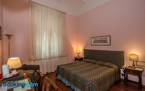Hotel Rex - Lucca - Bedroom