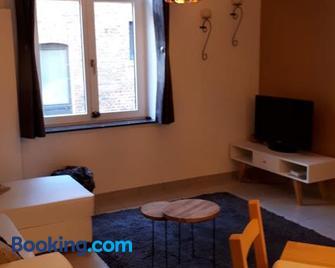 La Merveilleuse - Дінан - Living room