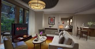 Resorts World Sentosa - Equarius Hotel (Sg Clean) - Singapur - Sala de estar
