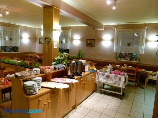 Hotel Pelikan - Marienbad - Buffet
