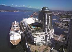 Pan Pacific Vancouver - Vancouver - Rakennus