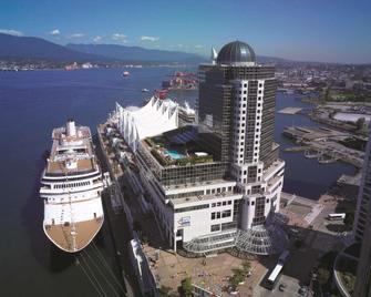 Pan Pacific Vancouver - Vancouver - Edifício