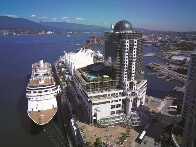 Pan Pacific Vancouver - Βανκούβερ - Κτίριο