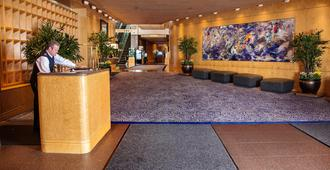 Pan Pacific Vancouver - Vancouver - Lobby