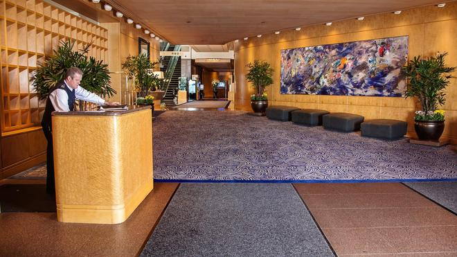 Pan Pacific Vancouver - Βανκούβερ - Σαλόνι ξενοδοχείου