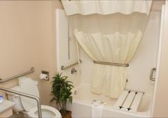 Americas Best Value Inn Rome - Rome - Phòng tắm