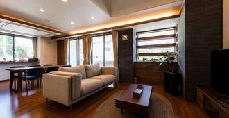 E-horizon Resort Nago - Nago - Sala de estar