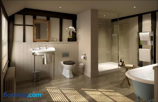 White Horse Hotel - Dorking - Bathroom