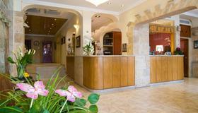 Hotel Balear - Palma de Mallorca - Rezeption