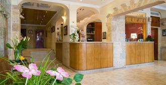 Hotel Balear - פלמה דה מיורקה - דלפק קבלה