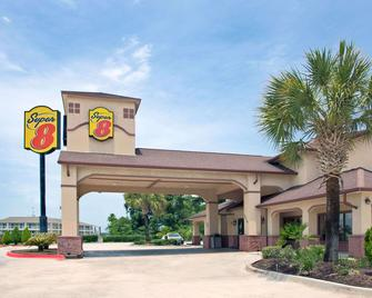 Super 8 by Wyndham Humble/Fm 1960/Hwy 59 - Humble - Building