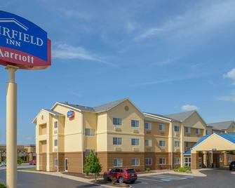 Fairfield Inn by Marriott Joplin - Joplin - Building