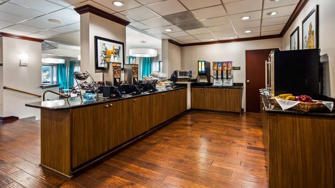 Best Western PLUS Medical Center South - San Antonio - Buffet