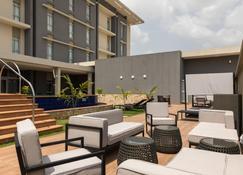 Protea Hotel Owerri Select - Owerri - Patio