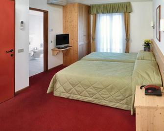 Hotel La Rotonda - Pergine Valsugana - Schlafzimmer