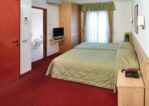 La Rotonda - Pergine Valsugana - Bedroom