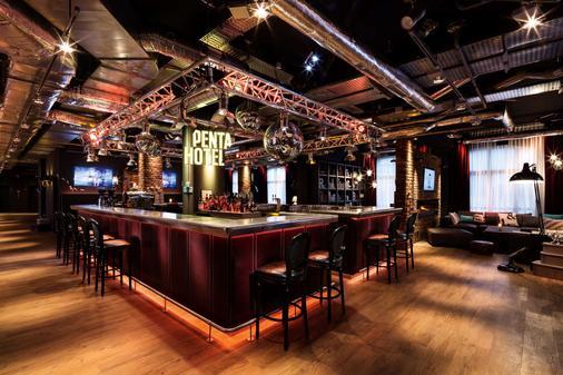 巴黎戴高樂機場麗柏酒店 - 魯瓦西 法國 - 魯瓦西昂法蘭西 - 酒吧