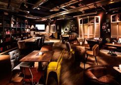 巴黎戴高樂機場麗柏酒店 - 魯瓦西 法國 - 魯瓦西昂法蘭西 - 餐廳