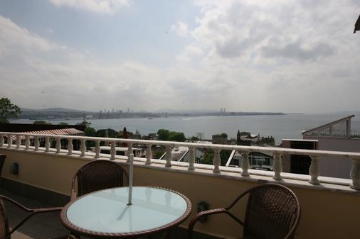 Istanbul Hanedan Hotel - Istanbul - Balkon