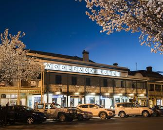The Woolpack Hotel - Mudgee - Building