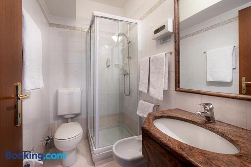 雷德斯鮑斯酒店 - 沙蒂永 - 聖文森特 - 浴室