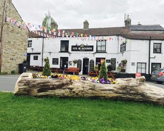 The Fox & Hounds Inn - Leyburn - Gebäude