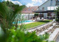 Hotel Domizil - Ingolstadt - Pool